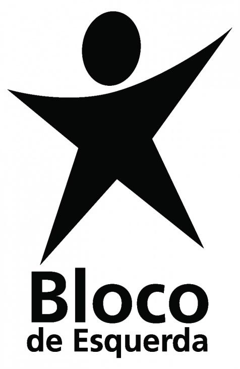 Logo Bloco de Esquerda